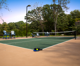 Pickle ball court design