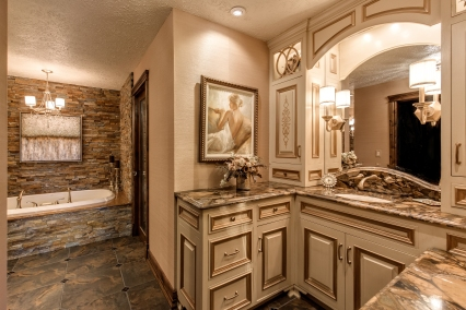 Master Bathroom Complete Design